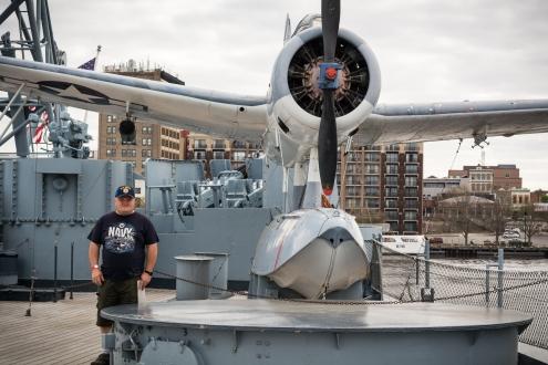 USS North Carolina-13