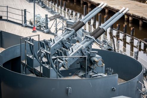 Kamikaze Guns